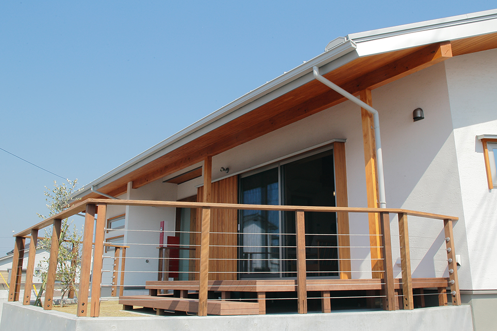 富士市で平屋の注文住宅を建てるならエコフィールドで。