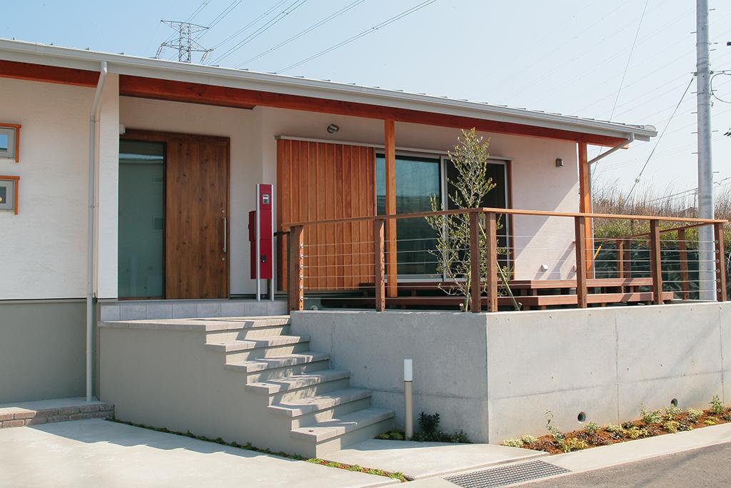 平屋での暮らし方|富士市の工務店エコフィールドが建てる平屋