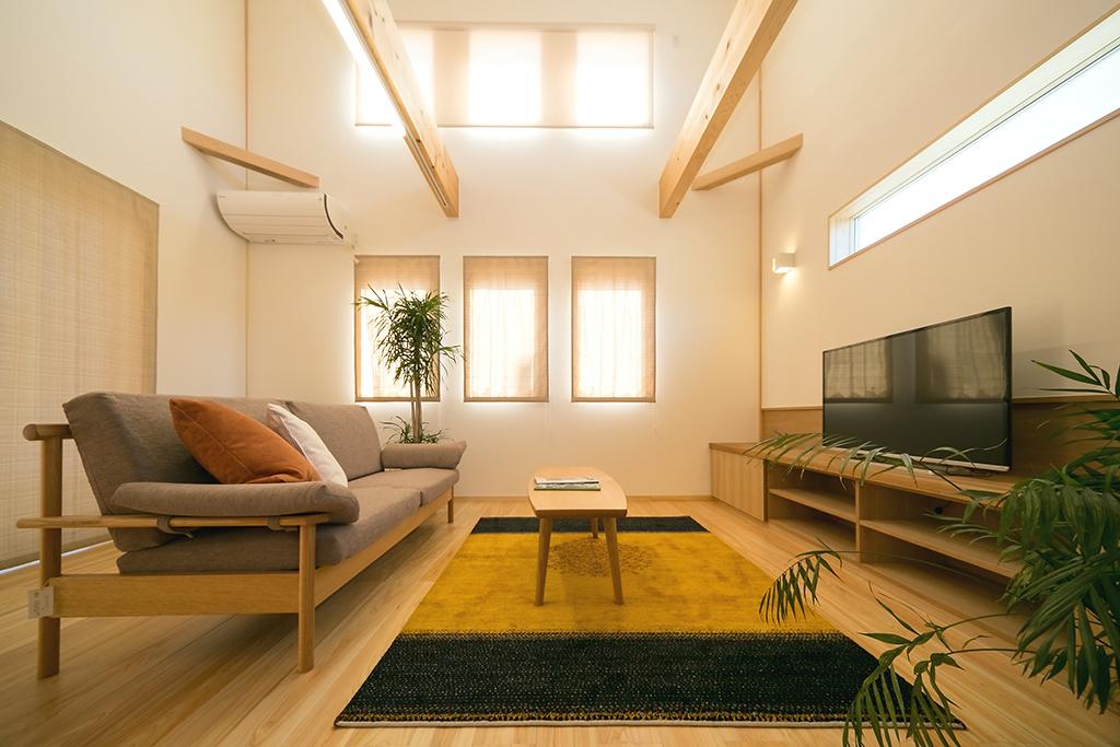エコフィールドの家のデザイン・テイストはどんな感じ?