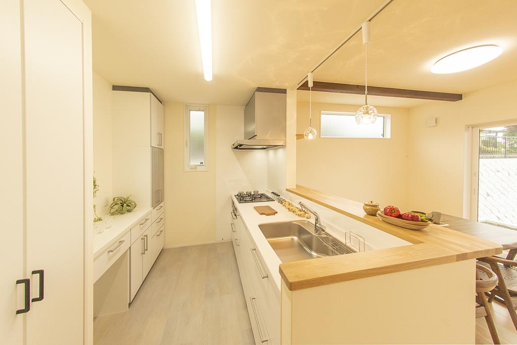 キッチン(TOTOのミッテ)