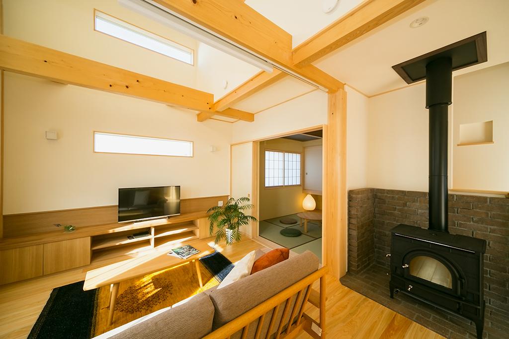 冬でもぽかぽか暖かい家の秘密