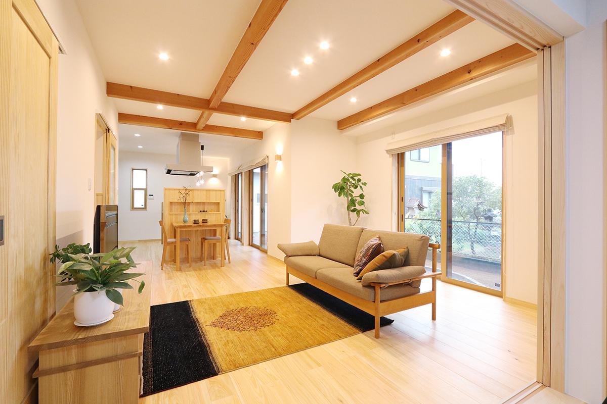 来客が多くても大丈夫 多彩な楽しみ方ができるシニアご夫婦の家 富士市・U様邸