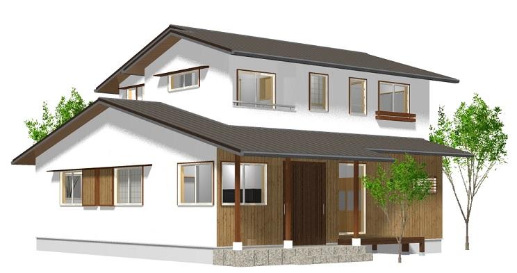【エア断工法完成見学会】静岡市清水区 住みやすさを変えない家